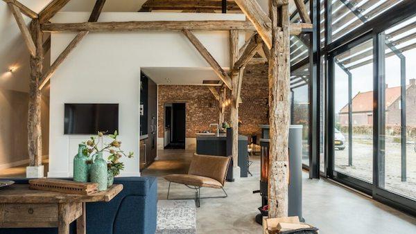 Renovatiewerken : huizen & bedrijven